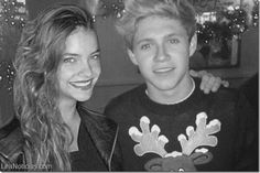Niall Horan y Bárbara Palvin se encontraron en Londres - http://www.leanoticias.com/2014/03/06/niall-horan-y-barbara-palvin-se-encontraron-en-londres/