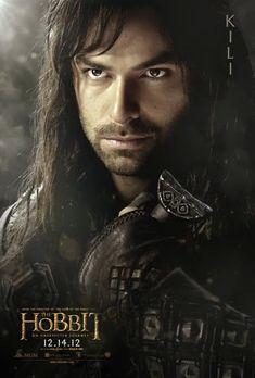 Aidan Turner - Kili (The Hobbit) fashionfoodandflirts.wordpress.com