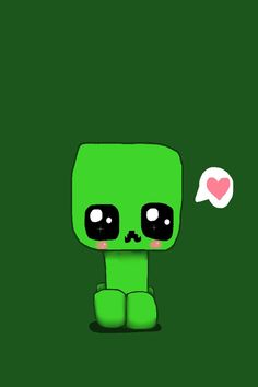 Cool creeper baby right?!