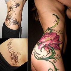 Resultado de imagen para pelvic tattoo women