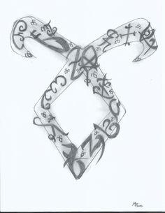 shadowhunters runes - Google zoeken