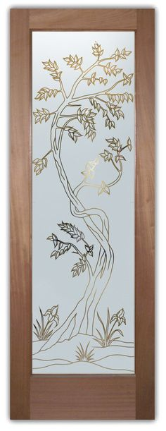 137 Best Glass Entry Doors Images On Pinterest Etched Glass Door