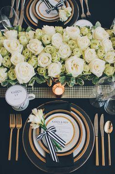 Solely Weddings: Plated Dinner