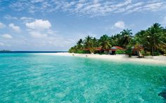 First thing's first! Maldives <3
