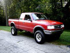 Sam's 1997 Ford Ranger