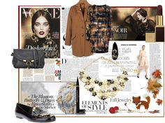 """""""Fall Jewellery"""" by belldraw ❤ liked on Polyvore"""