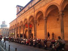 Bolonha - Universidade