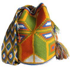 Mango Biche Mochila Wayuu Bag | Handmade and Fair Trade  Wayuu Mochila Bags – LOMBIA & CO. | www.LombiaAndCo.com