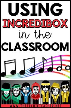 Using Incredibox In The Classroom The Techie Teacher - Using The Free Web Tool Incredibox In The Classroom For Technology Projects Great Way To Incorporate Music Into Your Curriculum Will Work On Chromebooks Laptops And Computers There Is Also An Ip Technology Lessons, Technology Tools, Educational Technology, Technology Integration, Technology Apple, Technology Quotes, Ipad App, Gretsch, Elementary Music Lessons