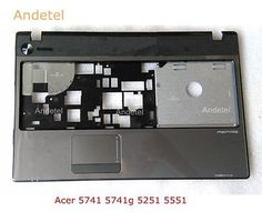 New Original For Acer Aspire 5741 5741g 5251 5551 Upper Case Palmrest Tou