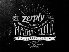 Zerply by Nathan Yoder