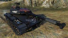 World of Tanks T49 (SydneyTanks Skin) 5069 DMG 13 frags 1709 EXP - Abbey