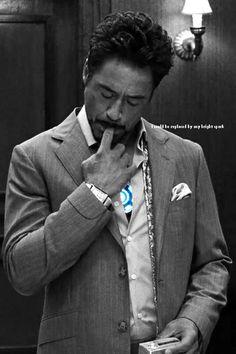 "Tony Stark, ""Iron Man 2"""