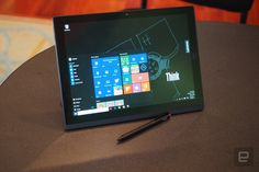Lenovo is launching three new ThinkPad X1 models, plus a pro all-in-one, a Chromebook and tons of accessories.