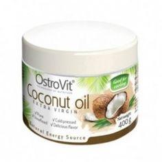 Ostrovit Coconut Oil Extra Virgin 400 g Candle Jars, Coconut Oil, Food, Essen, Meals, Yemek, Eten