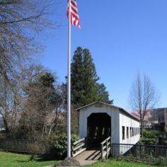 Covered Bridges in Oregon