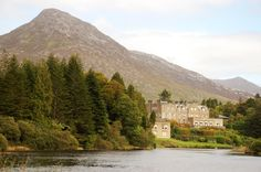 Ballynahinch Castle, Connemara, Galway Ireland
