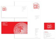 Disasters Emergency Committee (DEC) by Johnson Banks