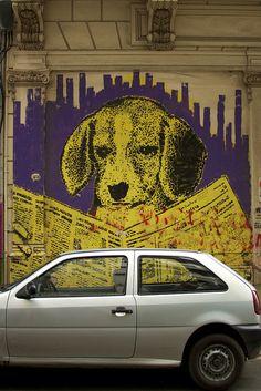 Argentina - Buenos Aires Street Art - 06 | Flickr – Compartilhamento de fotos!