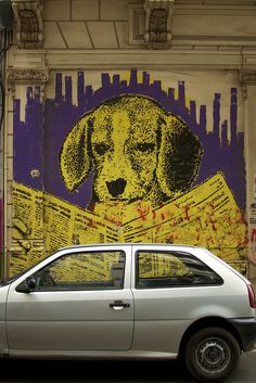 Argentina - Buenos Aires Street Art -