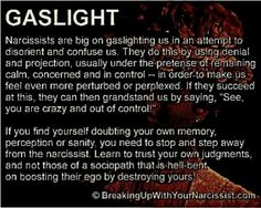 How narcissists end relationships