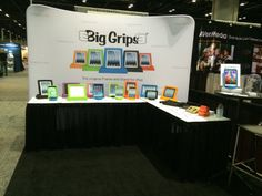 Visit our booth at the FETC 2014 National Conference in Orlando, FL (Jan 28-31).You can win the iPad mini with Big Grips Tweener & Wedge! http://fetcpress.org/