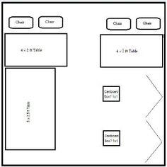 booth layout outdoor ~ booth layout + booth layout corner + booth layout craft fairs + craft booth layout + booth layout outdoor + booth layout indoor + booth layout clothing + booth layout trade show Vendor Displays, Craft Booth Displays, Vendor Booth, Market Displays, Vendor Table, Craft Show Booths, Craft Show Ideas, Craft Show Booth Display Ideas Layout, Diy Ideas