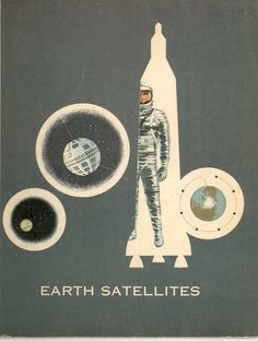 Dreams of Space A design and space science grand slam, behold these 1965Looking Into Sciencetextbook supplements. Originating in Californi...