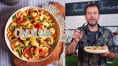 Cime di rapa, a kihagyhatatlan dél-olasz kaja - YouTube Paella, Rap, Good Food, Food And Drink, Make It Yourself, Ethnic Recipes, Kitchen, Youtube, Beverages