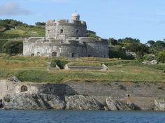 St. Mawes Castle, English Heritage, St Mawes, South Cornwall