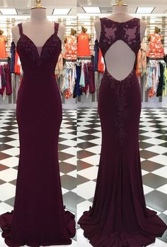 Burgundy+Long+Prom+Dress,+2018+Mermaid+Long+Prom+Dress,+Gorgeous+Formal+Evening+Dress    Contact+me:+<b>modseley.com@outlook.com</b>  please+email+which+color+you+want+after+or+before+you+place+the+order.+Also+you+can+put+down+your+color+or+size+or+date+requirement+in+the+note+box+when+you+check+...