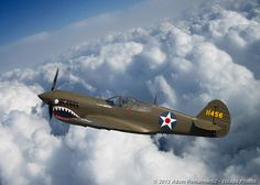 P-40 Warhawk, Flying Tigers | Flickr - Photo Sharing!