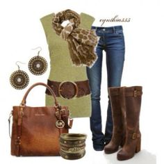 Wish | Simple Cute Fall Outfit