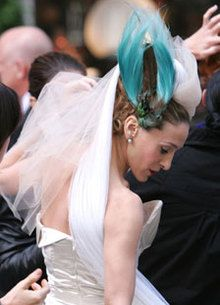 wedding feather???