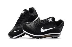 Useful Nike Air Max 2017 Black White Sneaker For Sport