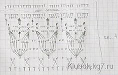 CROCHET Jacket with Charts, pic #5