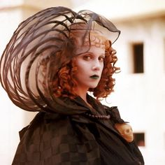 Georgina Hale in The Devils Ken Russell, Copper Hair, What Is Tumblr, Event Photos, Veil, Dreadlocks, Actresses, Costumes, Lady