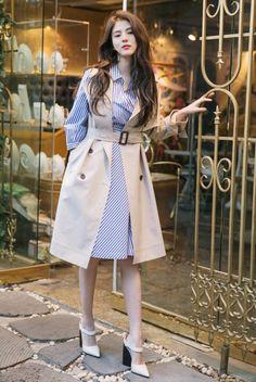 Girl Fashion, Fashion Dresses, Womens Fashion, Fashion Design, Korean Girl, Asian Girl, Korean Actresses, Asian Beauty, Korean Fashion
