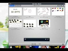 FREE app- Quick 7 min video introducing the basics of how to use this app.