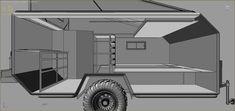 Прицеп-фургон Cross Lander