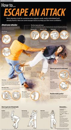 Awesome Quotes: Women's Self Defense Tips