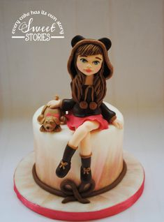 Andrea - Cake by Karla Sweet Stories