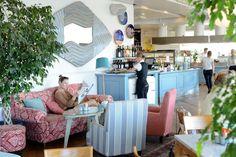 Komeet/ coffee, cakes and terrace   Solaris keskus, Estonia pst.9, 4.korrus Tallinn