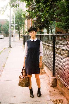 ©Toronto Street Fashion .Blogspot.com: Qin