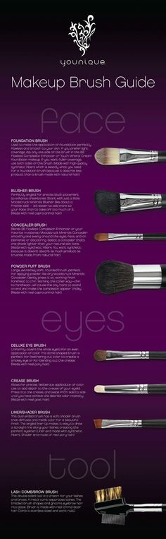 Hands down the best brushes I've ever used!! #youniquebychristinawaas #bestbrushes #loveyounique