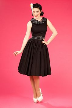 Miss Candyfloss Cailyn Lou Retro Dress $79