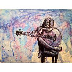 -Guitar- www.pinterest.com/Rubylightful