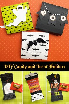 DIY Candy and Treat
