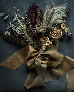 "Silk & Willow /Shellie Pomeroy on Instagram: ""New Botanical Print No. 58. We're feeling the crisp autumn breeze with this one 🤎🍂🍁 #silkribbon #botanicalprintribbon #silkandwillow…"""