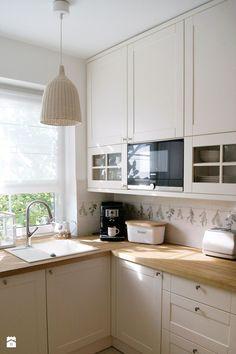 Metamorfoza kuchni/ ZAZAstudio - zdjęcie od ZAZA studio - Kuchnia - Styl Prowansalski - ZAZA studio